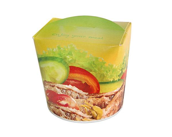 Envase Multifood de Cartón