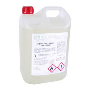 Ambex Dolce ambientador líquido 5 litros