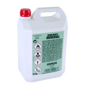 Disolvente universal nuevo envase 5 litros