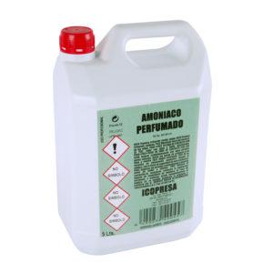 amoniaco perfumado 5 l.