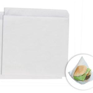 Bolsa blanca pita 15x17