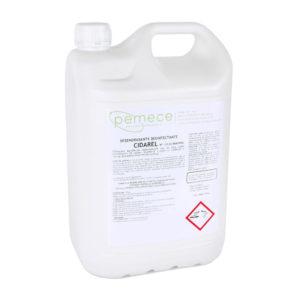 cidarel desengrasante bactericida 5litros