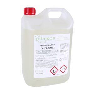 deter-clarex detergente clorado 5litros