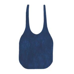 Newtex baberos grandes azul