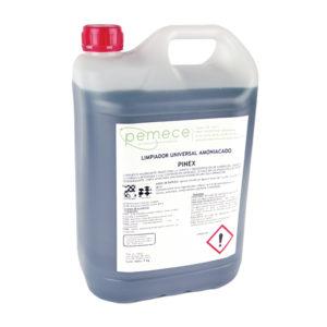 pinex limpiador amoniacado 5litros