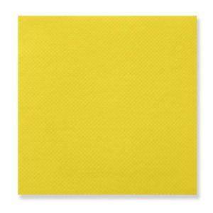Servilleta micropunto 40x40 amarilla