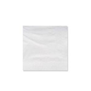 Servilletas 20x20 blancas