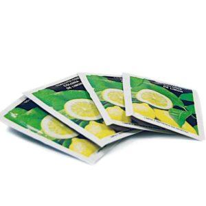 toallitas limón