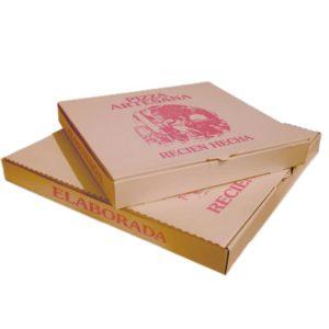caja pizza microcanal
