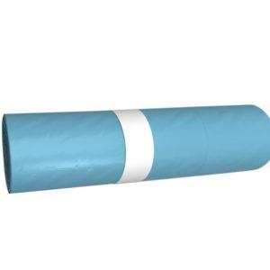 saco basura 80x105 azul