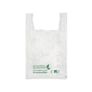 Bolsa ecológica - Camiseta