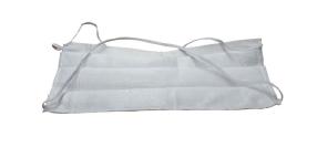 mascarilla 2 capas de tela