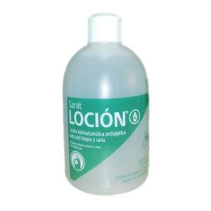 Sanit Locion 500 ml - Solucion hidroalcohólica