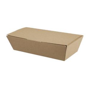 Caja bisagra de cartón