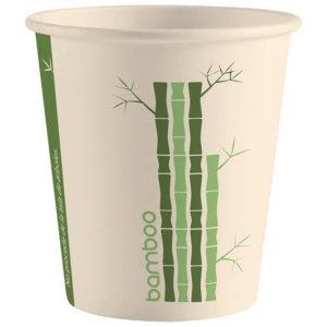 Vaso de bambú - 120 ml
