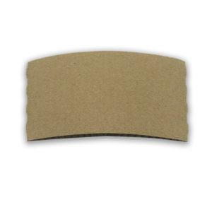 Fajas de papel Kraft - 12 oz