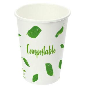 Vaso bebida fría de papel - 240 ml