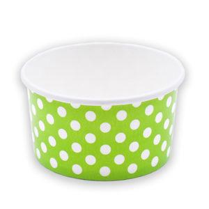 Tarrinas de papel - Topos - 360 ml