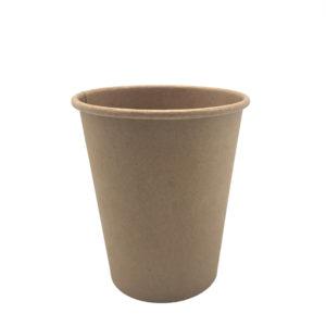 Vaso de papel - Nature Kraft - 240 ml