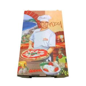 Caja pizza Calzone Ischia
