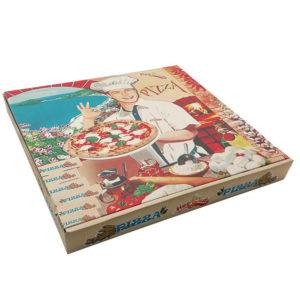 Caja pizza FR Ischia