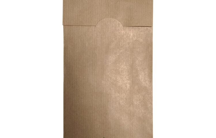 Porta cubiertos papel kraft – Earth day
