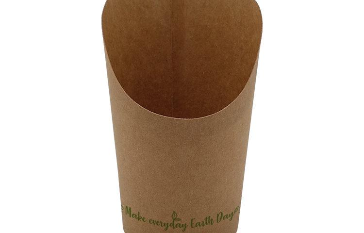 Envase wrapp/fritos -Make everyday earth day