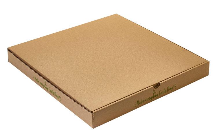 Caja pizza -Make everyday earth day